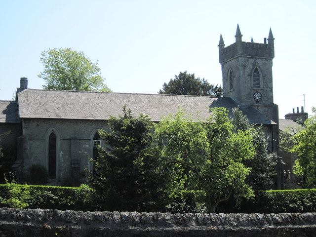 Holy  Trinity  Holme  built  1839