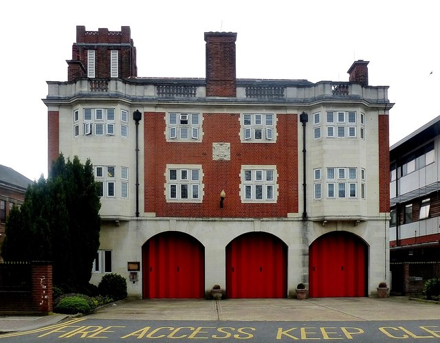 Hendon Fire Station
