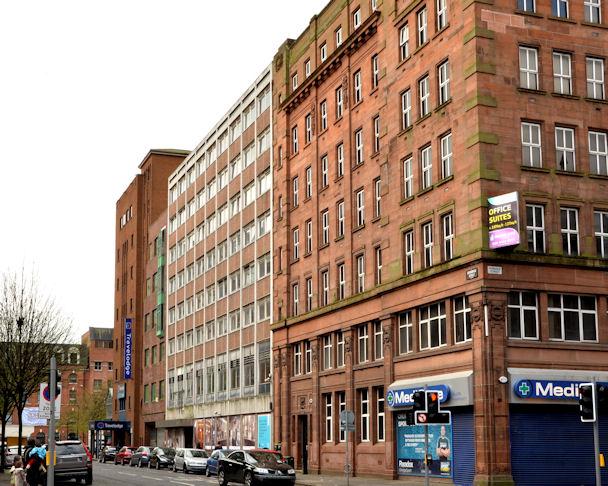 The former Presbyterian War Memorial Hostel, Belfast - April 2014(1)