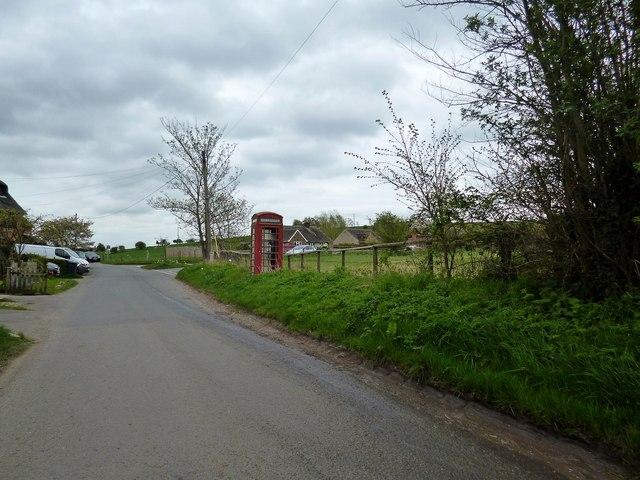 Chesterton Green Phone Box