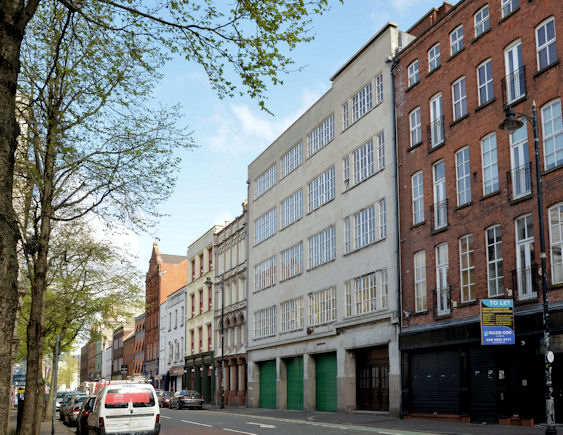 No 17 Donegall Street, Belfast (April 2014)