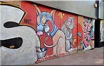 J3374 : Lower Garfield Street, Belfast - April 2014(2) by Albert Bridge