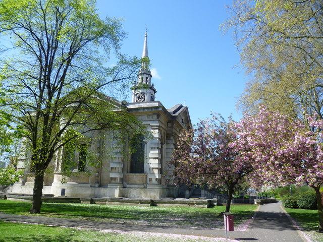 St Paul's Churchyard, Deptford