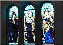 TQ9220 : Inside St Anthony of Padua in Rye (l) by Basher Eyre