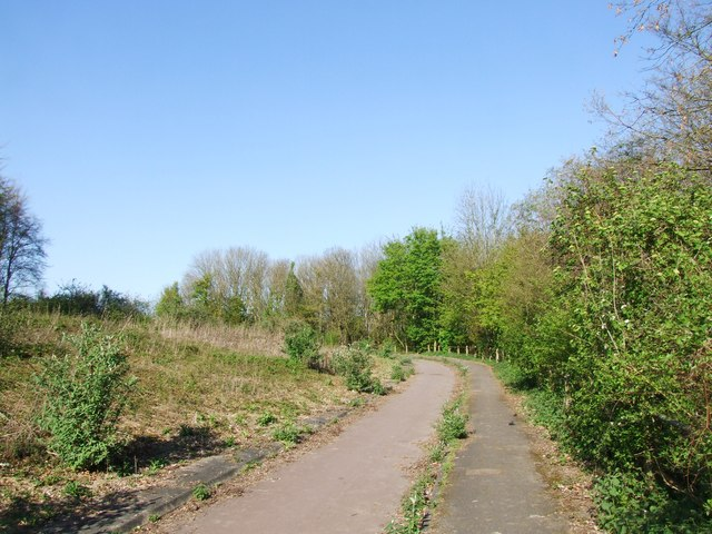 Disused Sliproad, Junction 2, M2