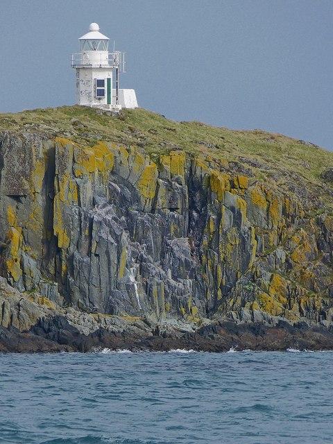 Eilean a' Chùirn lighthouse