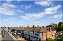 TQ1885 : St John's Road, Wembley by David P Howard