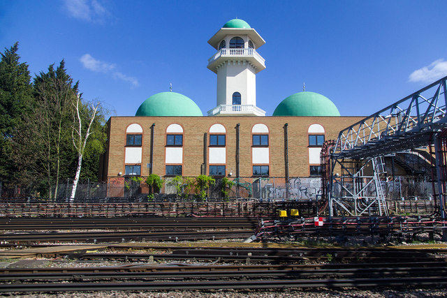 Central Mosque of Brent