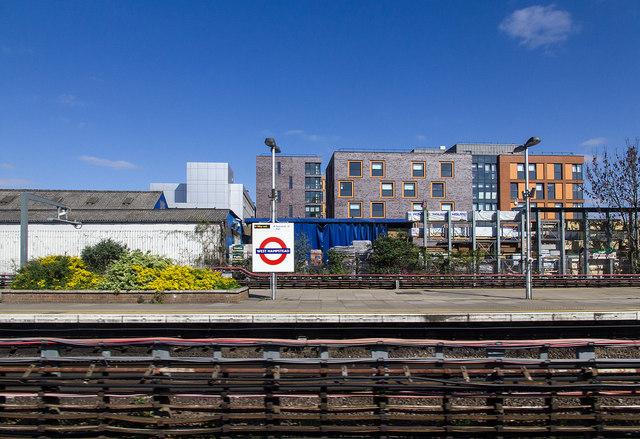 West Hampstead Underground Station
