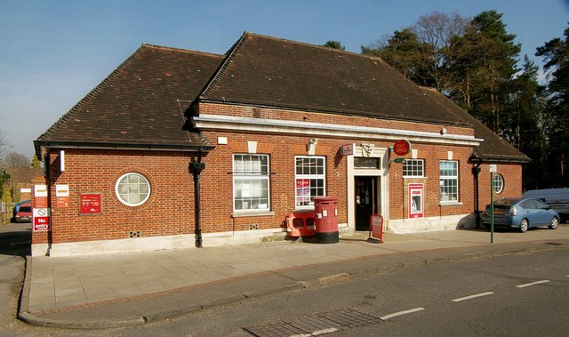 Sunninghill Post Office