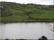 J0324 : The upper section of the fault guided Camlough Lake by Eric Jones