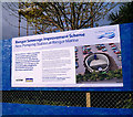 J5082 : Pumping station construction, Bangor by Rossographer
