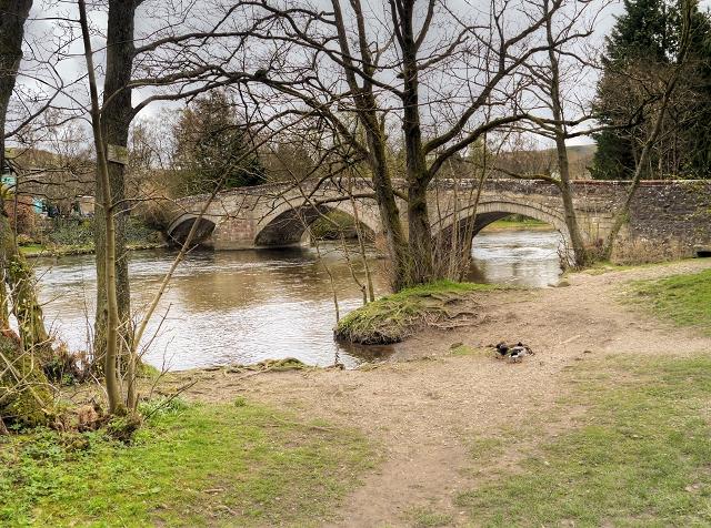 Pooley Bridge, River Eamont