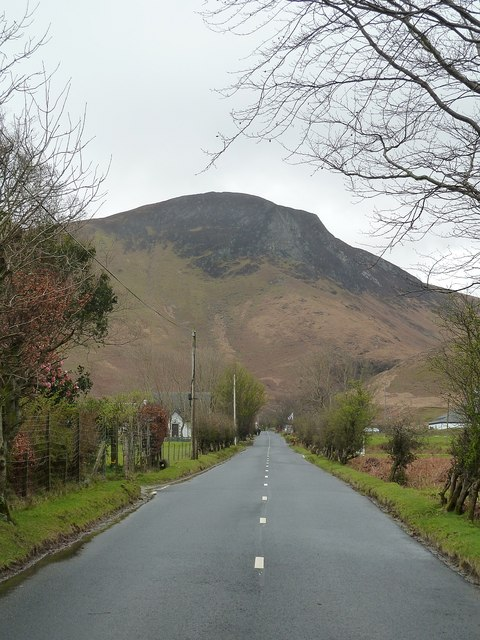 A841 through Lochranza