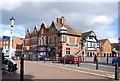 TQ5946 : Pizza Express, Tonbridge by N Chadwick