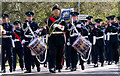 J5081 : Flute Band, Bangor by Rossographer