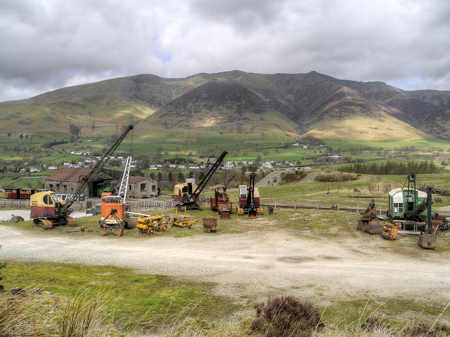 Threlkeld Mining Museum and Blencathra