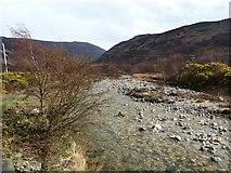 NR9148 : Abhainn Mòr by Catacaol Bay bridge by Rob Farrow