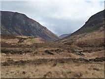 NR9148 : Glen Catacol looking inland by Rob Farrow