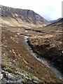 NR9148 : Abhainn Mòr in Glen Catacol by Rob Farrow