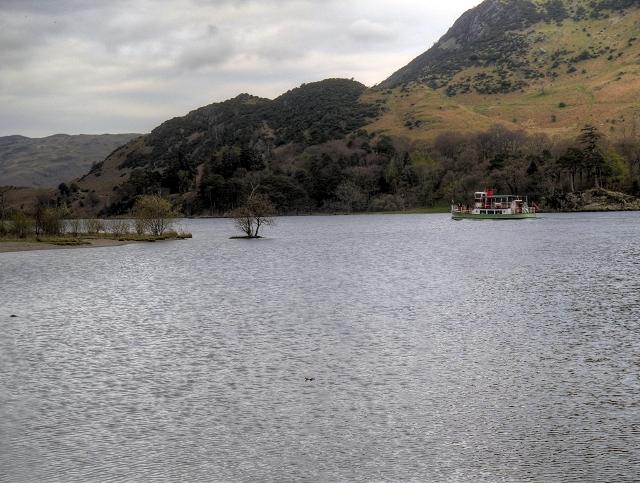 Ullswater from Glenridding