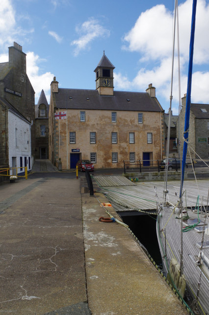 The Old Tolbooth, Lerwick