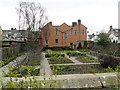 NY1130 : Wordsworth House and Garden, Cockermouth by David Dixon