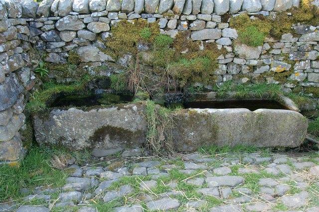 Stone Troughs Halsteads Farm