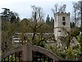 SP1106 : St Mary Bibury by Bikeboy