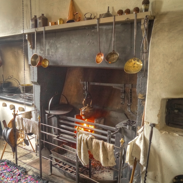 The Range in Wordsworth's Kitchen