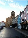 SP0202 : St John the Baptist, Cirencester by Bikeboy