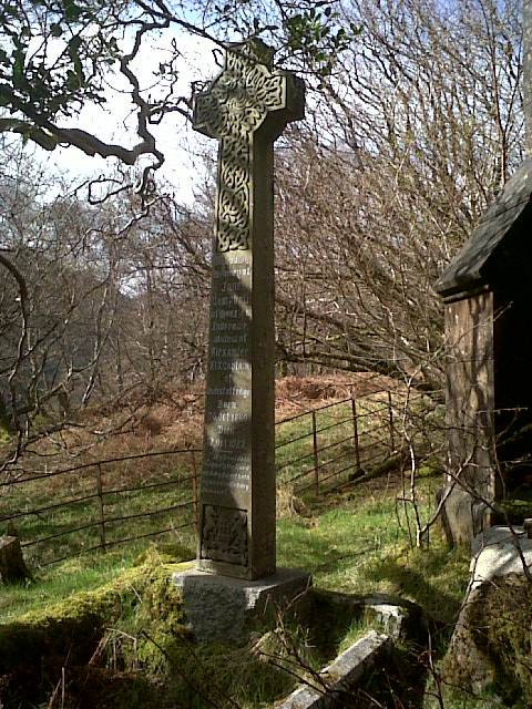 Cameron of Callart Mausoleum