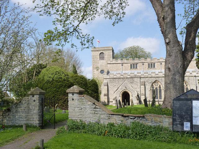 St Mary's Church, Orston