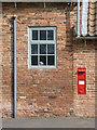 SK7642 : Thoroton postbox ref NG13 85 by Alan Murray-Rust