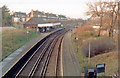 TQ3871 : Beckenham Hill station, 1983 by Ben Brooksbank