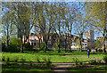 TQ2982 : St James' Gardens (4) by The Carlisle Kid