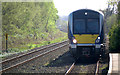J3979 : Train, Holywood Railway Station by Rossographer
