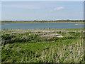 SK7942 : Kilvington lagoons by Alan Murray-Rust