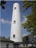ST3050 : The 'High' Lighthouse, Burnham-on-Sea by Roger Cornfoot