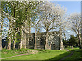 SK8043 : St Mary's Church, Staunton in the Vale by Alan Murray-Rust