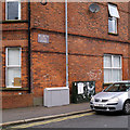 J3372 : Telecommunications boxes, Belfast by Rossographer