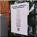 J3372 : Telecommunications box, Belfast by Rossographer