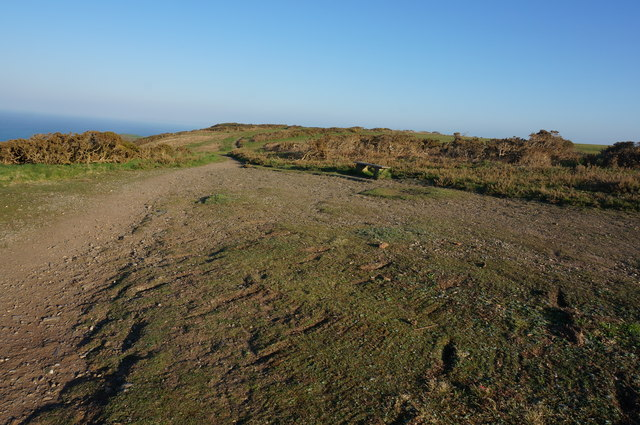 S. West Coast Path, Bolberry Down