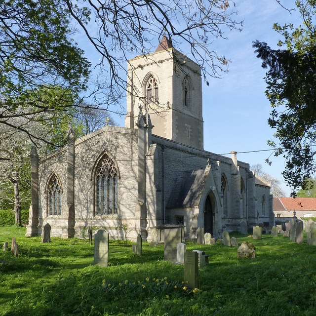 St Mary's Church, Staunton in the Vale