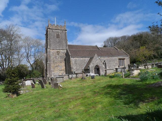 St James' church, Tytherington