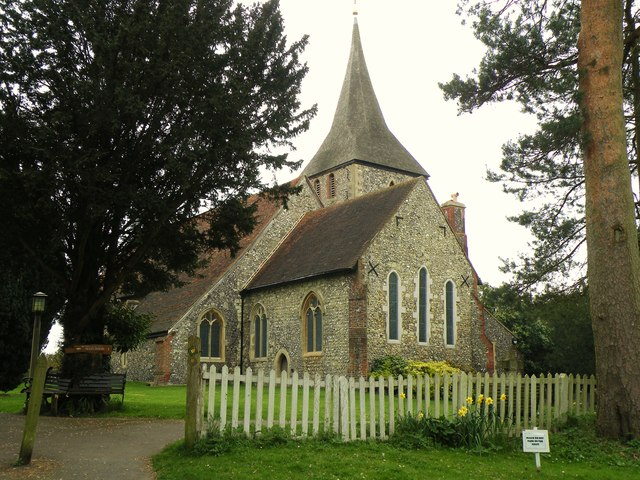 St. Martin of Tours: the parish church of Chelsfield