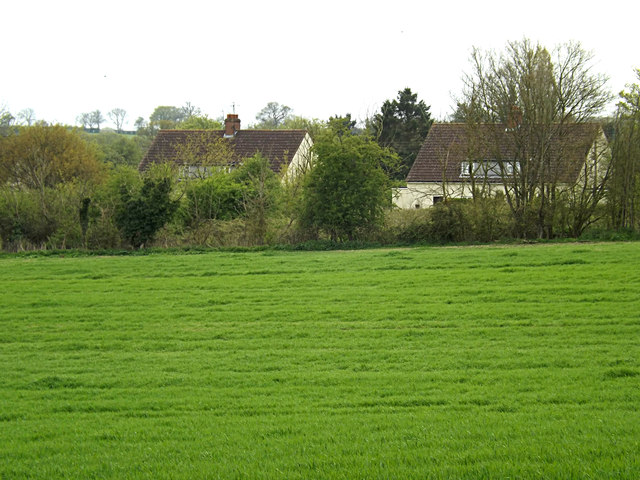 Houses on Mill Hill