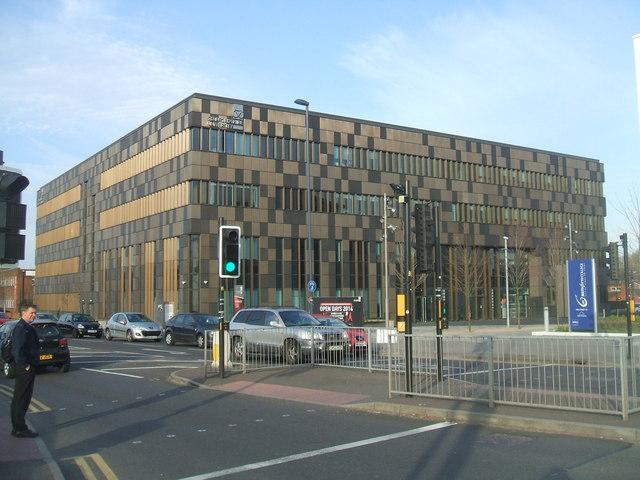 Science Building - Staffordshire University