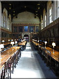 SP5105 : The Great Hall, Christ Church, Oxford by pam fray
