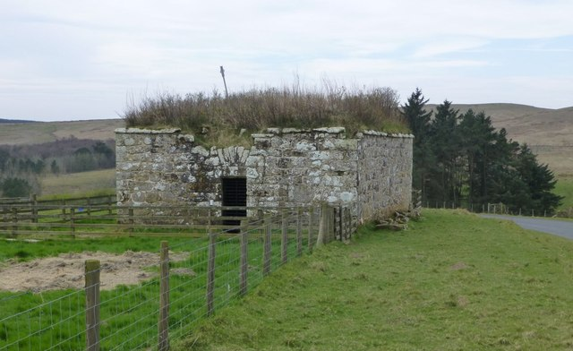 Remains of a Bastle